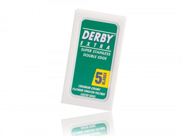 Derby 5 Double Edge Rasierklingen