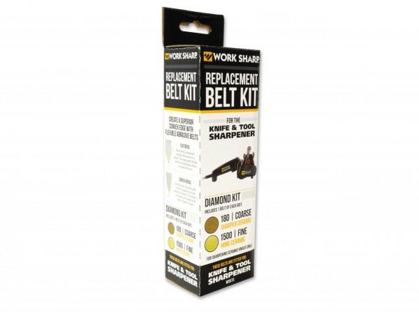 Work Sharp Diamond Belt Kit