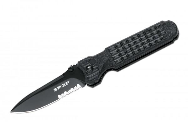 FKMD Predator II Black Serrated
