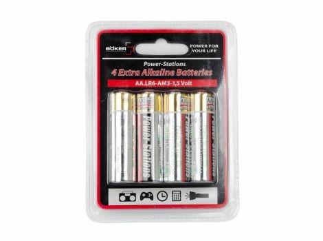 Böker Plus Batterie-Set 4 x AA