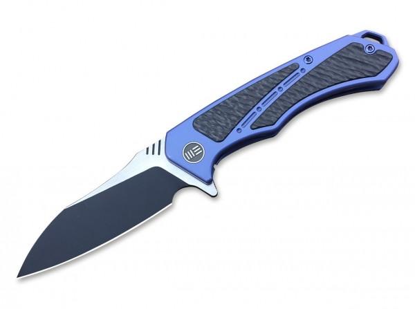 We Knife Minitor 801A Blue /Two Tone